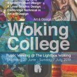 Woking COllege Art